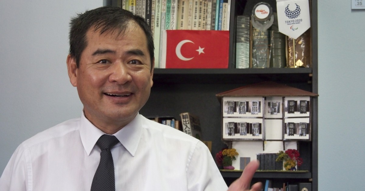 Yoshinori Moriwaki said he has visited at least 58 cities in Turkey, with Safranbolu, in the central province of Karabu00fck, among his favorites.