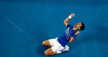 Djokovic mit Sieg über Nadal bei Australian Open