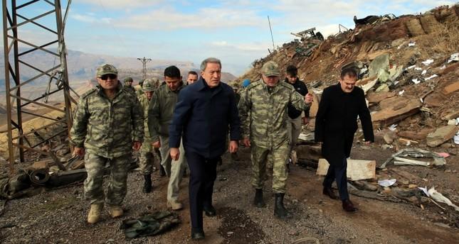 ارتفاع عدد شهداء الجيش التركي بانفجار مستودع ذخيرة في هكاري إلى 7