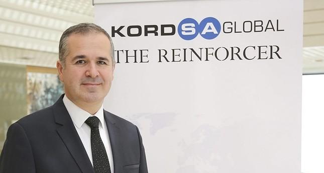 Kordsa CEO Cenk Alper (Sabah File Photo)