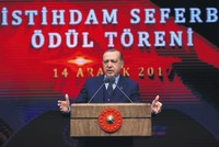Earlier this year, President Recep Tayyip Erdoğan launched an employment mobilization campaign in the Turkish Economy Council organized by the Union of Chambers and Commodity Exchanges (TOBB)....