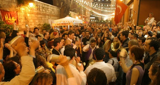 Ahırkapı Hıdırellez Festival.