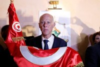 Ennahda-backed Saied wins Tunisia presidency