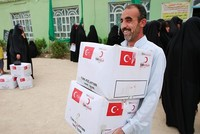 Turkey ranks second in the world for humanitarian aid, named most generous donor