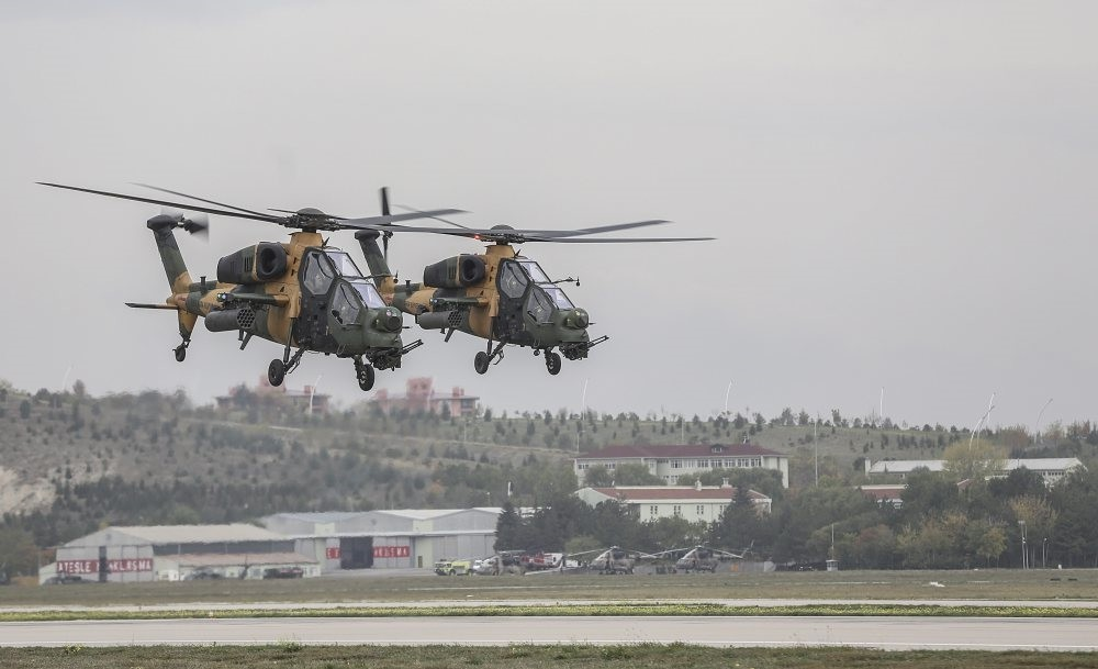 In July this year, Turkey and Pakistan finalized a deal for Pakistanu2019s purchase of 30 T129 ATAK helicopters u2013 the biggest single export deal by Turkeyu2019s defense industry.