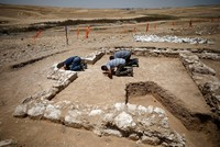 One of world's oldest mosques discovered in Israeli desert