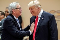 European Commission President Jean-Claude Juncker, in an interview with the Financial Times, said the possible new potential sanctions on Russia being prepared by the United States over the Ukraine...