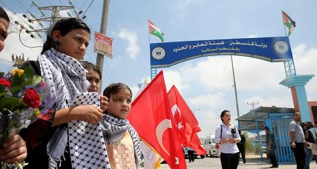 Gazastreifen: Zweiter Warenübergang Eres wird geöffnet