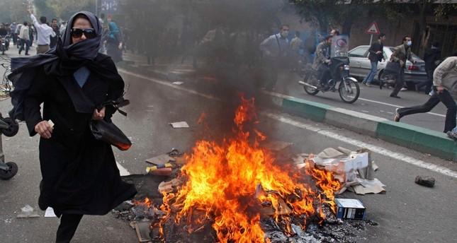 العفو الدولية: 208 قتلى على الأقل حصيلة قمع الاحتجاجات في إيران