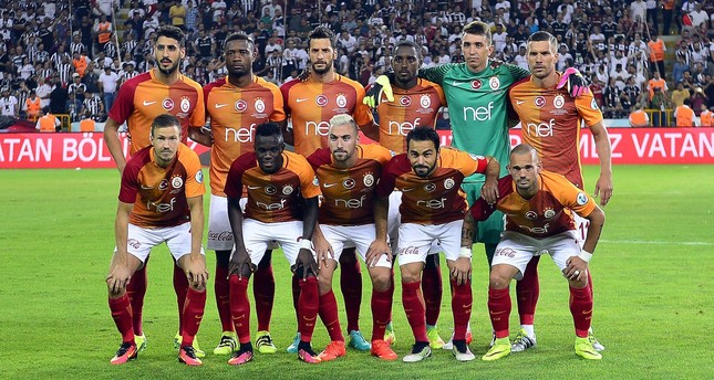 Galatasaray crowned winner of 2016 Turkish Super Cup