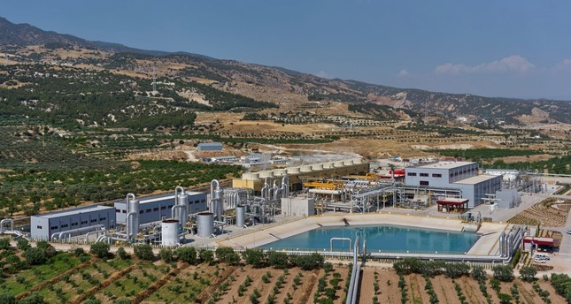 Turkey global role model in geothermal power development