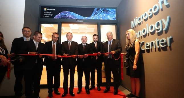 Microsoft technology center of Middle East, Africa region opens in Istanbul