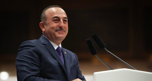 تشاوش أوغلو: عدوانية النظام السوري يمكن أن تفسد كل شيء