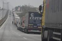 تركيا توسّع معبر قابي قوله مع بلغاريا لتقليل طوابير الشاحنات