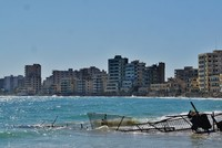 TRNC government opens abandoned Varosha for settlement
