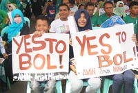 Filipino Muslims to look for Turkey's support after autonomy vote
