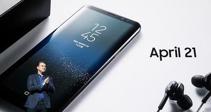 pSamsung hat am Mittwoch in New York sein neues Smartphone Galaxy S8 vorgestellt. Ein halbes Jahr nach dem Debakel mit Akku-Bränden probt der südkoreanische Hersteller damit wieder mit einem...