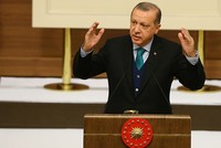 President Recep Tayyip Erdoğan said Tuesday that Turkey's economy will grow around 7.5 percent in 2017, following a vigorous 11.1 percent surge in GDP in the third quarter.