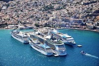 Cruise liners direct ships toward Mediterranean, Turkey over virus outbreak