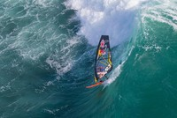 Turkey's champion windsurfer's rough ride