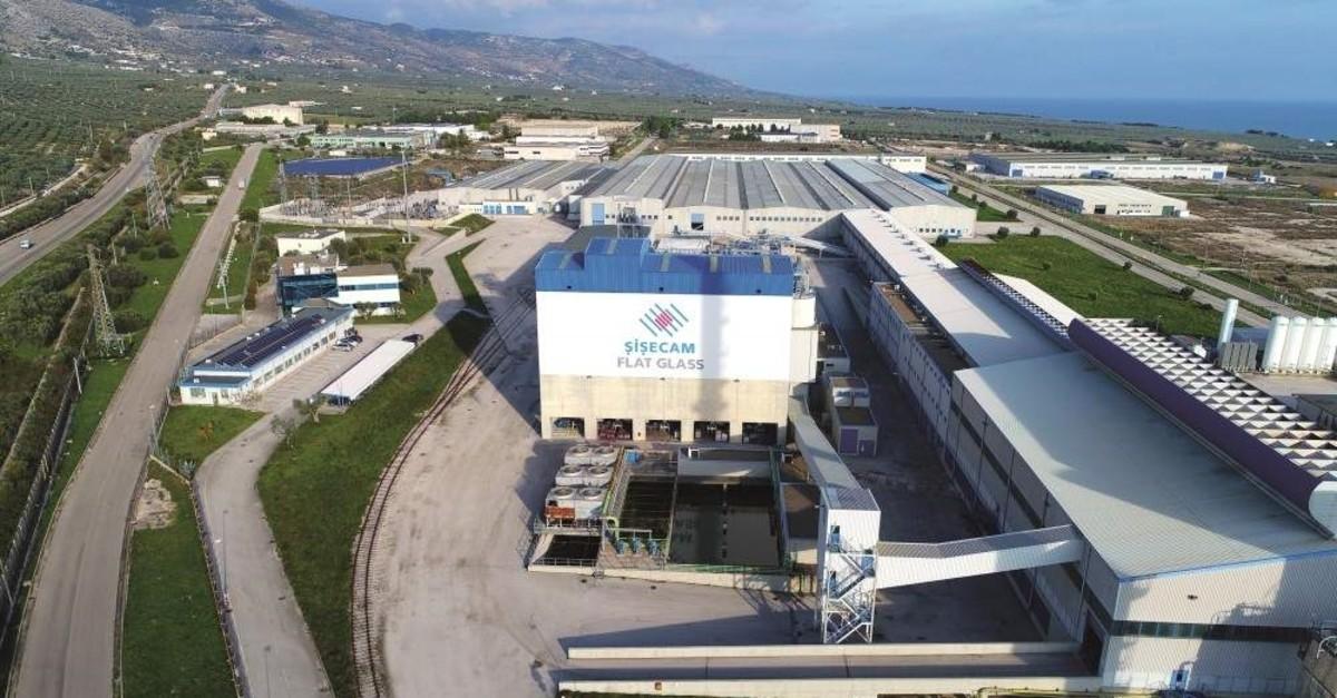 Glass manufacturer ?i?ecam's newest facility in Puglia, Italy.