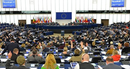pThe European Parliament's harshly criticized decision to prohibit the distribution of Daily Sabah at parliamentary sessions has been overturned following diplomatic talks and the support of EP...