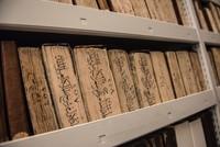 Binding as an artful defense to safeguard precious books