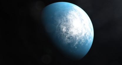 NASA planet hunter finds its 1st Earth-sized world in 'habitable zone'