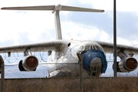 Abandoned Georgian cargo plane waiting for repairs in Turkey for 7 years