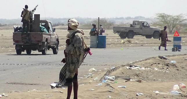 UN draft resolution calls for immediate Yemen truce