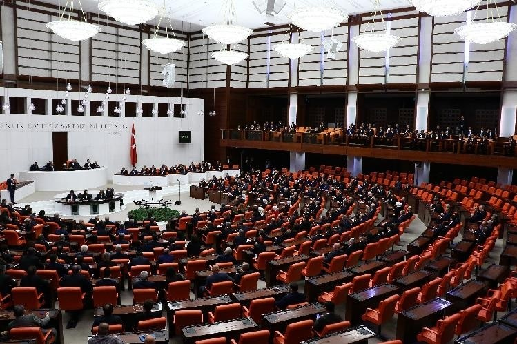 The Grand National Assembly of Turkey convened yesterday under a special plenary session to mark the April 23 National Sovereignty and Childrenu2019s Day.