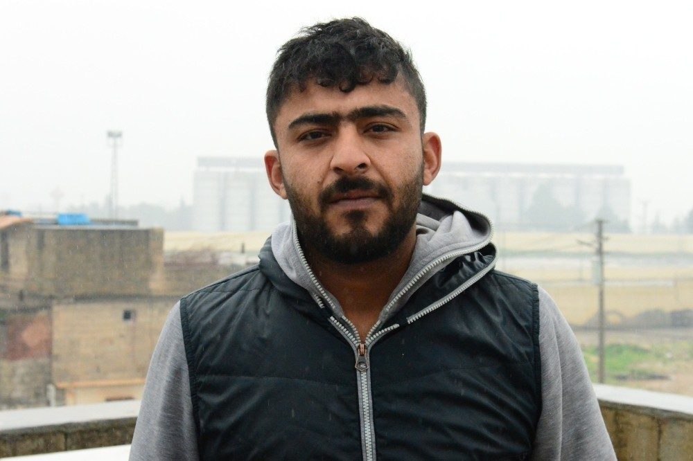 Syrian refugee Hassan Hamel hopes to return once his hometown Tal Abyad is cleared from YPG terrorists.