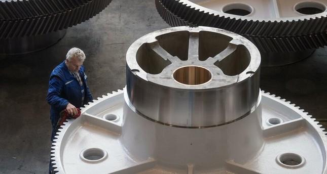 Exporte der Maschinenbauer schrumpfen im 2. Quartal
