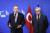 Erdoğan to discuss future of Turkey-EU relations with top EU officials in Brussels