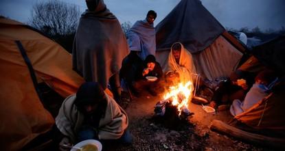 18 migrants beaten by Croatian police on Bosnia border