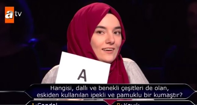 Who Wants to be a Millionaire's first mute contestant dazzles audience in Turkey