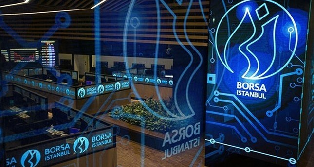 Turkey's Borsa Istanbul goes up at close, hits 103.800 points