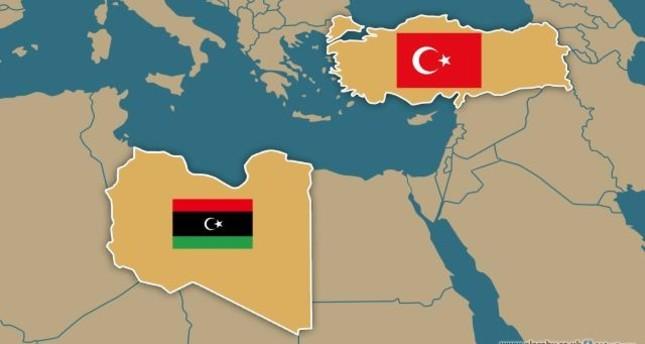 ليبيا متمسكة بمذكرة التفاهم الموقعة مع تركيا حول التعاون بمناطق النفوذ البحري