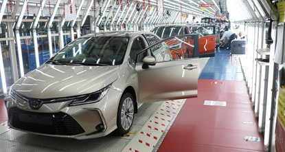 $2.4B in exports bring best-ever January for automotive industry