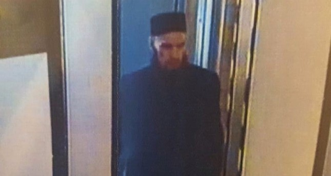 Russian media outlets release CCTV image of St Petersburg metro explosion suspect