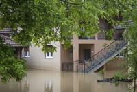 Balkan floods expected to worsen as rains continue in Bosnia, Croatia