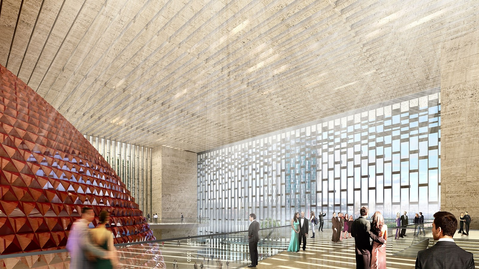 New Atatürk Cultural Center to be completed by 2019