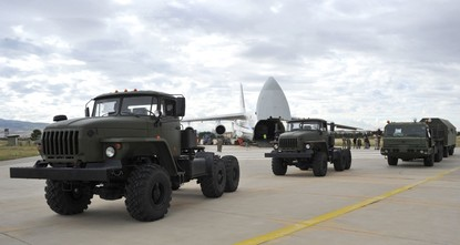 'Second batch of S-400 delivery to Turkey completed'