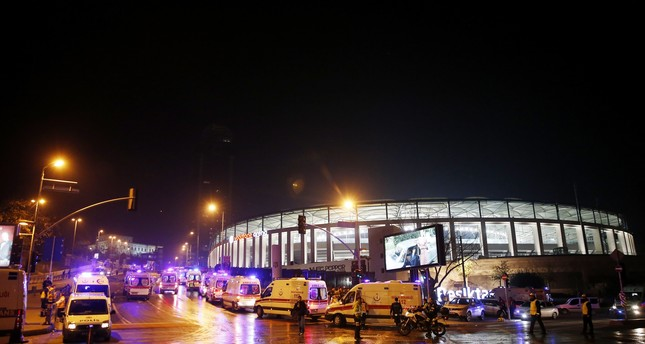Twin bombings kill 44 people, injure 155 in Istanbul terror attack
