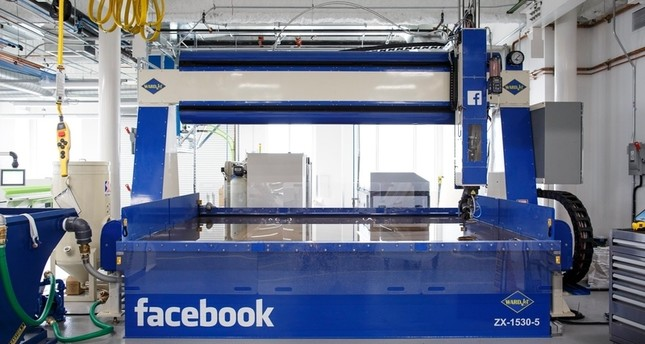 فيسبوك ينشر صوراً أخاذة لمركزه الجديد