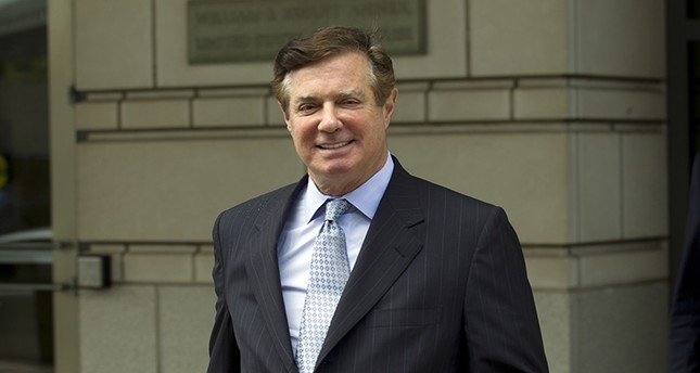 In this May 23, 2018, file photo, Paul Manafort, President Donald Trump's former campaign chairman, leaves the Federal District Court after a hearing, in Washington. (AP Photo)