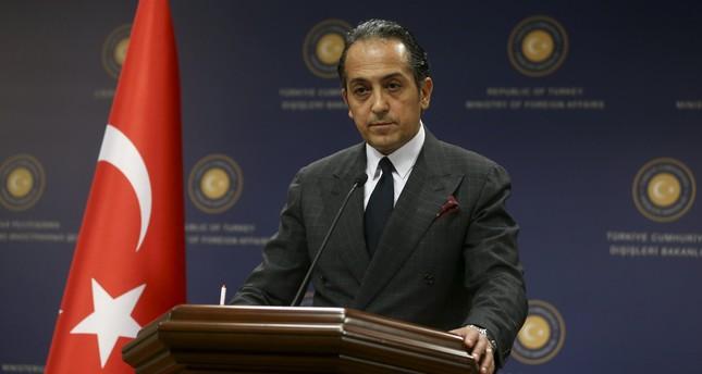 تركيا تفنّد تصريحات لوزير خارجية الإمارات حول موقفها في سوريا