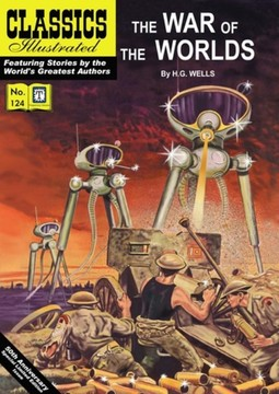 The series will be adapted from the book of H.G. Wells