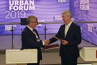 Ankara Metropolitan Municipality signs protocol with Moscow for cooperation in several fields