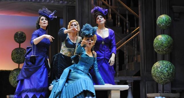 Last masterpiece by Verdi at Süreyya Opera Stage